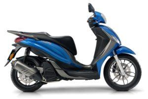 Ficha técnica de la moto Piaggio Medley 125