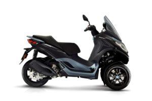 Ficha técnica de la moto Piaggio MP3 300 HPE