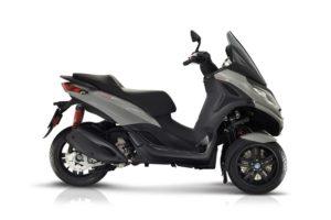 Ficha técnica de la moto Piaggio MP3 300 HPE Sport