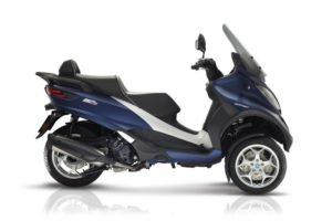 Ficha técnica de la moto Piaggio MP3 500 LT Business