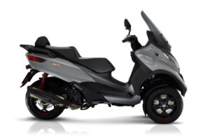 Ficha técnica de la moto Piaggio MP3 500 LT Sport