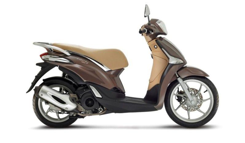 Ficha técnica de la moto Piaggio New Liberty 125