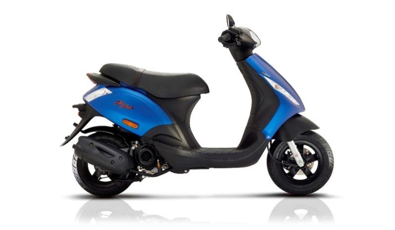 Ficha técnica de la moto Piagio ZIP 50 4T