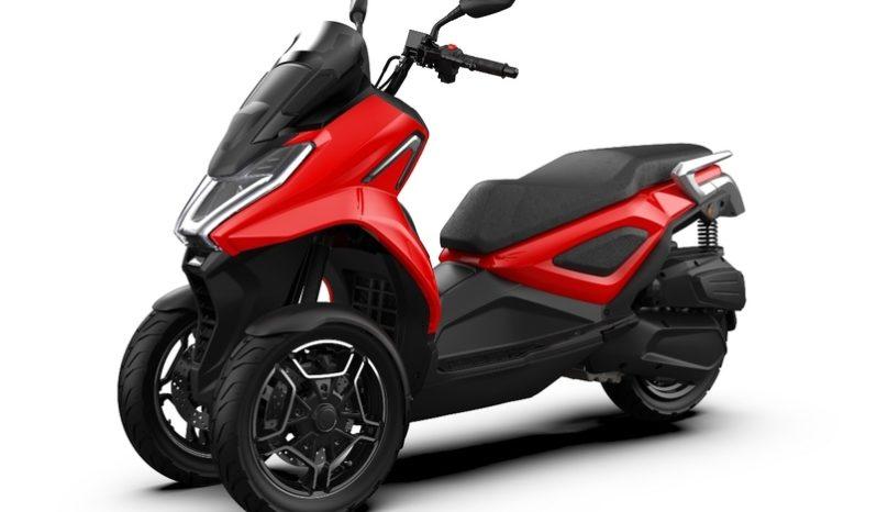 Ficha técnica de la moto Quadro Nuvion 2020