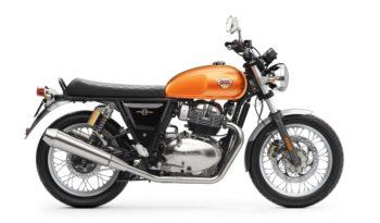 Ficha técnica de la moto Royal Enfield Interceptor INT 650