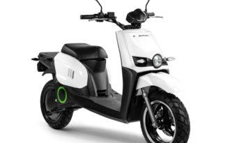 Ficha técnica de la moto Scutum S02 (4kWh)