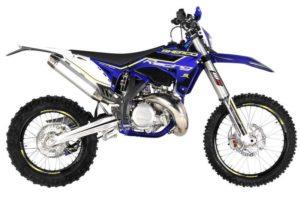 Ficha técnica de la moto Sherco 250 SE-R