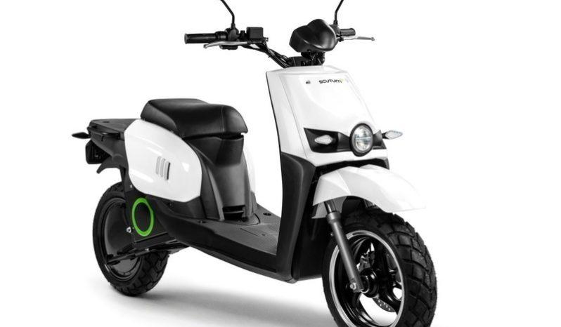 Ficha técnica de la moto Silence S02 (2 kWh)