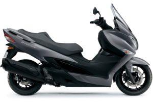 Ficha técnica de la moto Suzuki Burgman 400