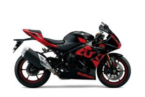 Ficha técnica de la moto Suzuki GSX-R1000R