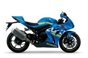 Ficha técnica de la moto Suzuki GSX-R125