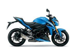 Ficha técnica de la moto Suzuki GSX-S1000