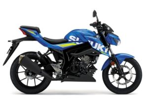 Ficha técnica de la moto Suzuki GSX-S125