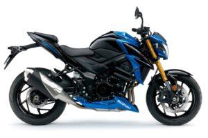 Ficha técnica de la moto Suzuki GSX-S750