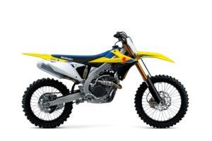 Ficha técnica de la moto Suzuki RM-Z250