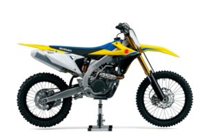 Ficha técnica de la moto Suzuki RM-Z450