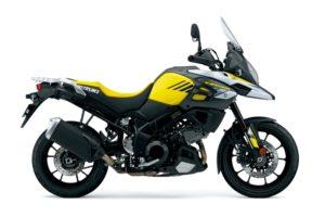 Ficha técnica de la moto Suzuki V-Strom 1000