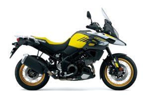 Ficha técnica de la moto Suzuki V-Strom 1000XT
