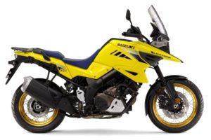Ficha técnica de la moto Suzuki V-Strom 1050XT 2020