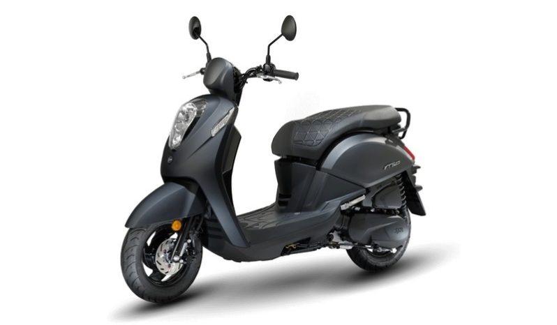 Ficha técnica de la moto SYM Mio 115