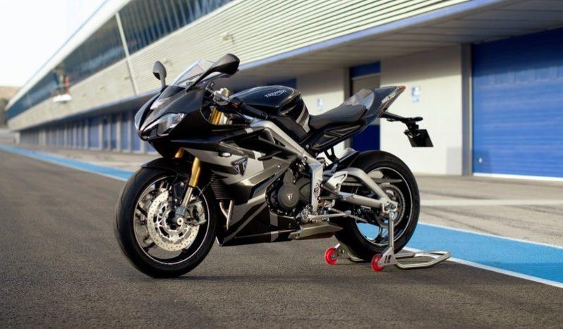Ficha técnica de la moto Triumph Daytona Moto2™ 765 Limited Edition 2020