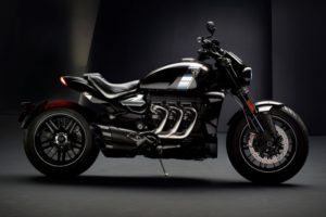 Ficha técnica de la moto Triumph Rocket 3 TFC