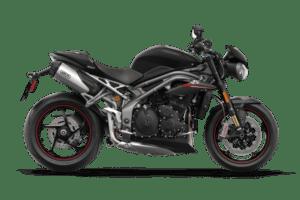 Ficha técnica de la moto Triumph Speed Triple RS