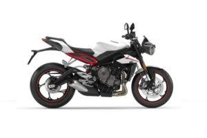 Ficha técnica de la moto Triumph Street Triple R