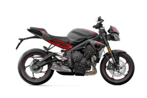 Ficha técnica de la moto Triumph Street Triple R 2020