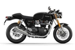 Ficha técnica de la moto Triumph Thruxton 1200 RS 2020