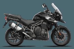 Ficha técnica de la moto Triumph Tiger 1200 XR