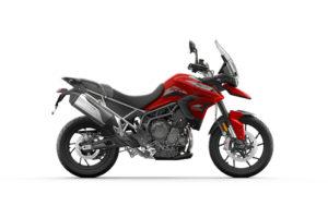 Ficha técnica de la moto Triumph Tiger 900 GT 2020