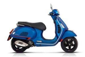 Ficha técnica de la moto Vespa GTS SuperSport 125