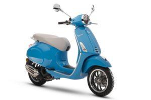 Ficha técnica de la moto Vespa Primavera 125 50º Aniversario