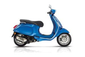 Ficha técnica de la moto Vespa Sprint 125 ie 3V ABS