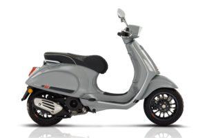 Ficha técnica de la moto Vespa Sprint 125 Sport