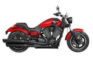 Ficha técnica de la moto Victory Judge