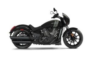 Ficha técnica de la moto Victory Octane