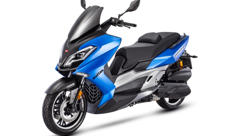 Ficha técnica de la moto Wottan Motor Storm-S 300