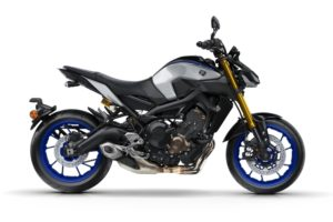 Ficha técnica de la moto Yamaha MT-09 SP