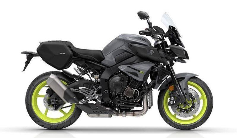 Ficha técnica de la moto Yamaha MT-10 Tourer Edition