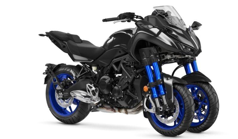 Ficha técnica de la moto Yamaha Niken