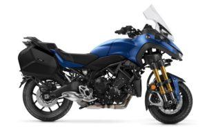 Ficha técnica de la moto Yamaha Niken GT