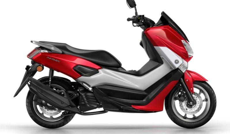 Ficha técnica de la moto Yamaha NMAX 125