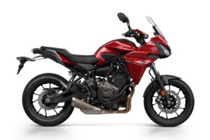 Ficha técnica de la moto Yamaha Tracer 700