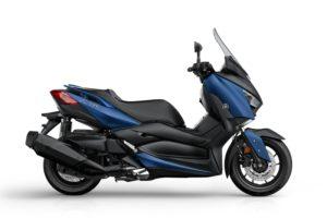 Ficha técnica de la moto Yamaha X-MAX 400