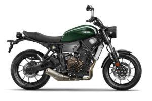 Ficha técnica de la moto Yamaha XSR700