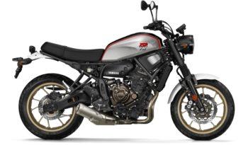 Ficha técnica de la moto Yamaha XSR700 XTribute