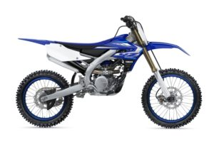 Ficha técnica de la moto Yamaha YZ250F 2020