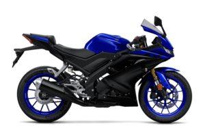 Ficha técnica de la moto Yamaha YZF-R125